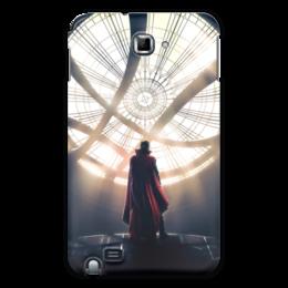 "Чехол для Samsung Galaxy Note ""Доктор Стрэндж"" - marvel, мстители, марвел, доктор стрэндж, doctor strange"