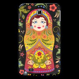"""Чехол для Samsung Galaxy Note """"Матрёшка"""" - матрёшка"""