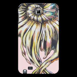 "Чехол для Samsung Galaxy Note ""Морская ракушка"" - море, ярко, природа, цвет, ракушки, seashell, sea"