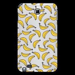 "Чехол для Samsung Galaxy Note ""Бананы"" - фрукты, бананы, фрукт, банан"