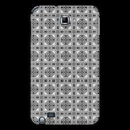 "Чехол для Samsung Galaxy Note ""hkkknmnm200056"" - арт, узор, абстракция, фигуры, текстура"