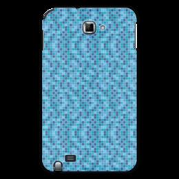 """Чехол для Samsung Galaxy Note """"Мозайка"""" - узор, стиль, рисунок, абстракция, мозайка"""