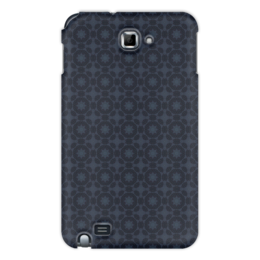 "Чехол для Samsung Galaxy Note ""Radar"" - арт, узор, абстракция, фигуры, текстура"