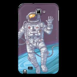 "Чехол для Samsung Galaxy Note ""Space"" - космос, вселенная, наука, астрономия, the spaceway"