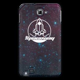 "Чехол для Samsung Galaxy Note ""My Space"" - наука, космос, the spaceway, денис гесс, технологии"