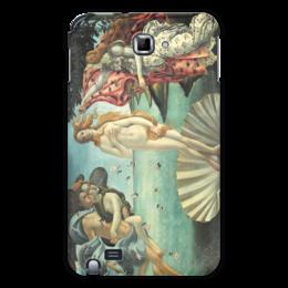 "Чехол для Samsung Galaxy Note ""Рождение Венеры (Сандро Боттичелли)"" - картина, боттичелли"