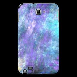 "Чехол для Samsung Galaxy Note ""Абстрактный дизайн"" - графика, абстракция, авангард, фрактал"