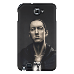 "Чехол для Samsung Galaxy Note ""Eminem Art"" - арт, eminem, эминем"