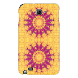 "Чехол для Samsung Galaxy Note ""Helicologie"" - арт, узор, абстракция, фигуры, текстура"