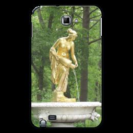 """Чехол для Samsung Galaxy Note """"Нимфа"""" - россия, парк, скульптура, нимфа, петергоф"""