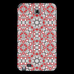 "Чехол для Samsung Galaxy Note ""vvrd23511"" - арт, узор, абстракция, фигуры, текстура"