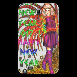 "Чехол для Samsung Galaxy Note ""Лунатики"" - праздник, новый год, карнавал, 2017, новогодний костюм"