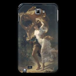 """Чехол для Samsung Galaxy Note """"Буря (Пьер Огюст Кот)"""" - кот, картина"""
