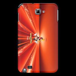 """Чехол для Samsung Galaxy Note """"Микки Маус"""" - микки маус, дисней, мультфильмы"""