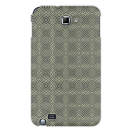 "Чехол для Samsung Galaxy Note ""Fluxx"" - арт, узор, абстракция, фигуры, текстура"