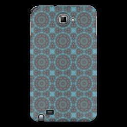 "Чехол для Samsung Galaxy Note ""The Nexus"" - арт, узор, абстракция, фигуры, текстура"
