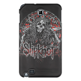 "Чехол для Samsung Galaxy Note ""Slipknot"" - slipknot"