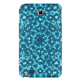 "Чехол для Samsung Galaxy Note ""Fleeting"" - арт, узор, абстракция, фигуры, текстура"