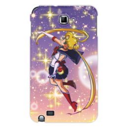 "Чехол для Samsung Galaxy Note ""Sailor Moon"" - sailor moon, sailormoon"