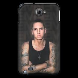 "Чехол для Samsung Galaxy Note ""Eminem Body"" - eminem, эминем, slim shady, слим шейди"