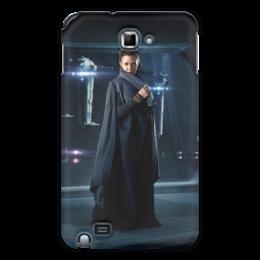 """Чехол для Samsung Galaxy Note """"Звездные войны - Лея"""" - звездные войны, фантастика, кино, дарт вейдер, star wars"""