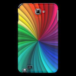 """Чехол для Samsung Galaxy Note """"Калейдоскоп"""" - узор, рисунок, абстракция, стильный, абстрактный"""