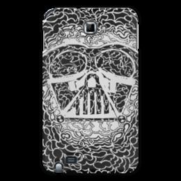 "Чехол для Samsung Galaxy Note ""Darth Vader by ME"" - популярные, оригинально, darth vader, креативно, дарт вейдер"