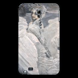 "Чехол для Samsung Galaxy Note ""Царевна-Лебедь (картина Врубеля)"" - картина, сказка, врубель"