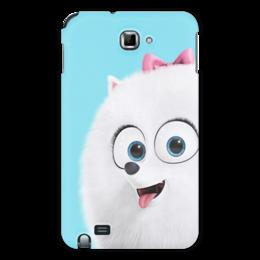 """Чехол для Samsung Galaxy Note """"Гиджет"""" - тайная жизнь домашних животных, гиджет, the secret life of pets, gidget"""
