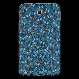 """Чехол для Samsung Galaxy Note """"Papilionidae"""" - бабочки, природа, текстура, фон"""