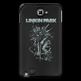 """Чехол для Samsung Galaxy Note """"Linkin Park"""" - linkin park, группы, chester bennington, линкин парк, честер беннингтон"""