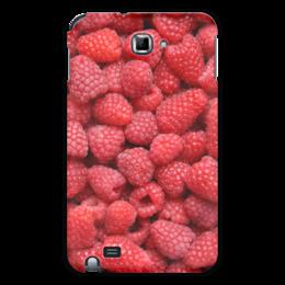 "Чехол для Samsung Galaxy Note ""Малина"" - ягоды, малина, raspberry"