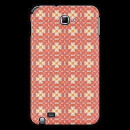 "Чехол для Samsung Galaxy Note ""omrewq4300"" - арт, узор, абстракция, фигуры, текстура"