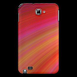 """Чехол для Samsung Galaxy Note """"Радуга"""" - узор, стиль, рисунок, орнамент, абстракция"""