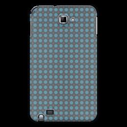 "Чехол для Samsung Galaxy Note ""Detroit"" - арт, узор, абстракция, фигуры, текстура"