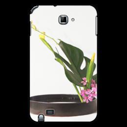 """Чехол для Samsung Galaxy Note """"Икебана / Ikebana"""" - цветы, япония, натюрморт, икебана, ikebana"""