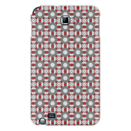 "Чехол для Samsung Galaxy Note ""jjov8111"" - арт, узор, абстракция, фигуры, текстура"