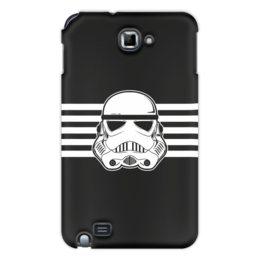 "Чехол для Samsung Galaxy Note ""Звёздные войны"" - фантастика, империя, звёздные войны, войска"