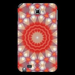 "Чехол для Samsung Galaxy Note ""Sihaya"" - арт, узор, абстракция, текстура"