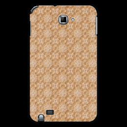 "Чехол для Samsung Galaxy Note ""Dustcloud "" - арт, узор, абстракция, текстура"