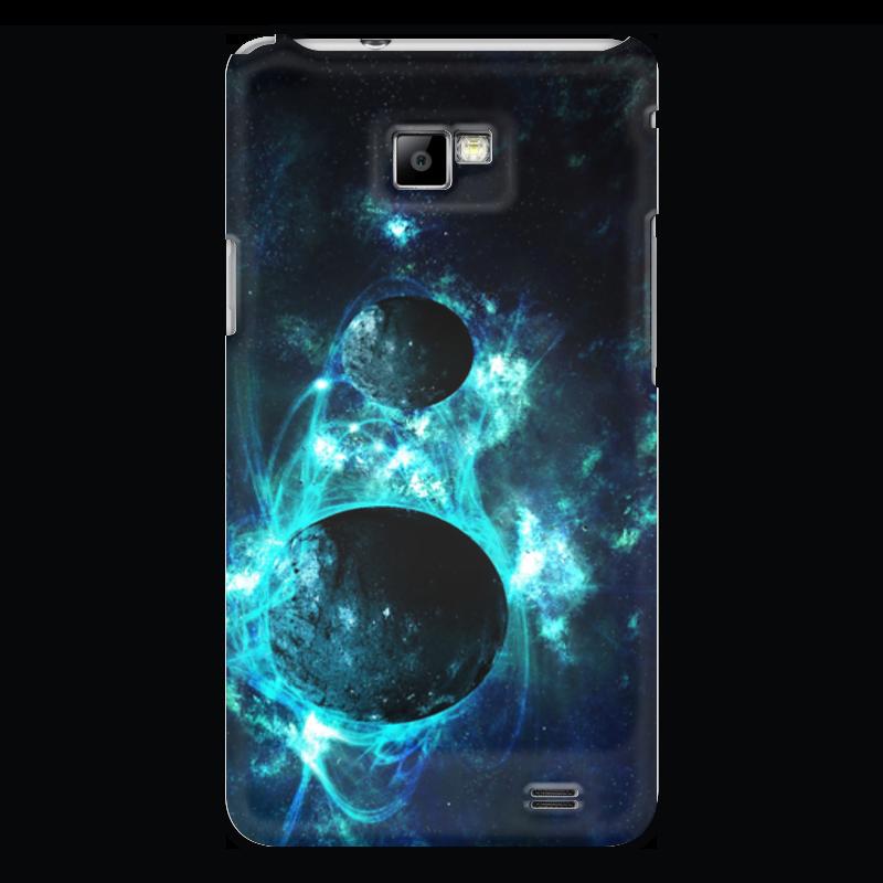 Чехол для Samsung Galaxy S2 Printio Космос брелок для сигнализации flashpoint s2 v2