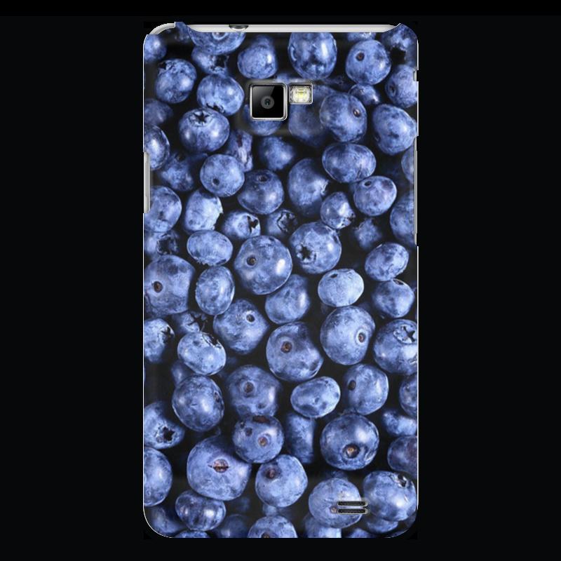 Чехол для Samsung Galaxy S2 Printio Черника жевательные пластики витамины черника форте для детей