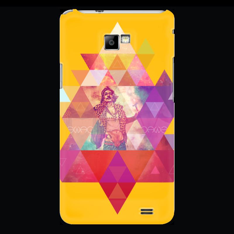 Чехол для Samsung Galaxy S2 Printio hipsta swag collection: salvador dali