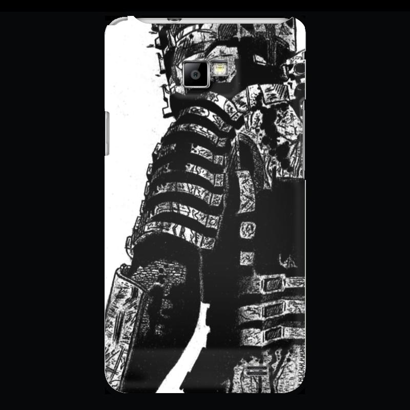 Чехол для Samsung Galaxy S2 Printio Dead space как костюмы в dead space 3