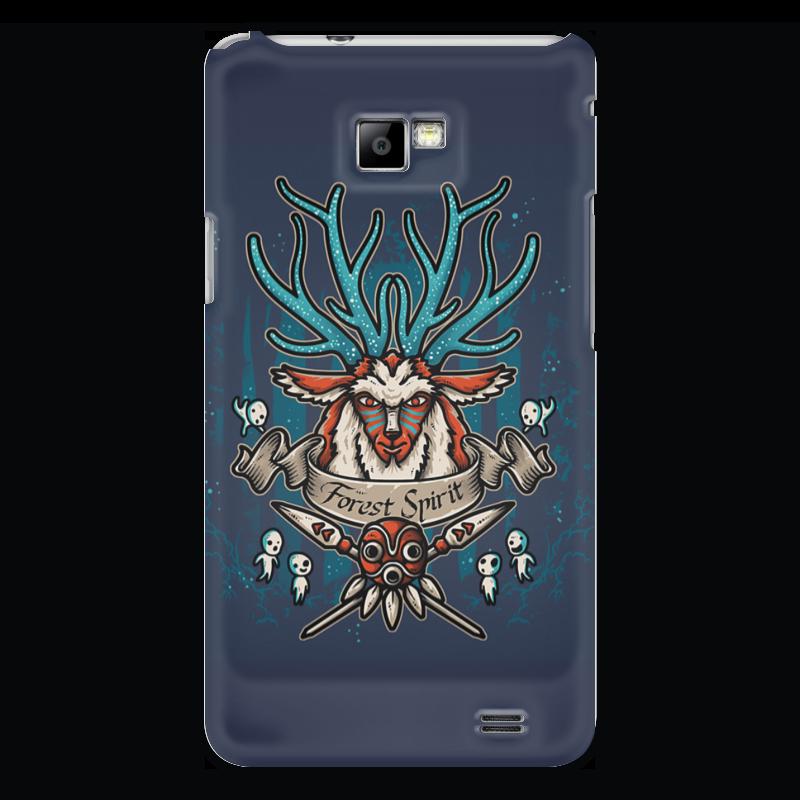 Чехол для Samsung Galaxy S2 Printio Forest spirit. лесной дух чехол для samsung galaxy s5 printio forest spirit лесной дух