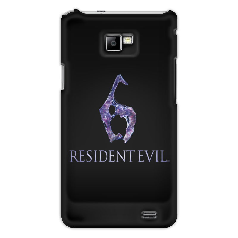 Чехол для Samsung Galaxy S2 Printio Resident evil 6 чехол для iphone 6 глянцевый printio resident evil