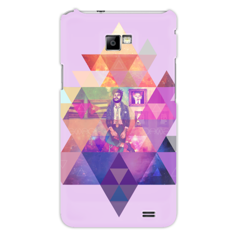 Чехол для Samsung Galaxy S2 Printio hipsta swag collection: che guevara 500ml 1302081