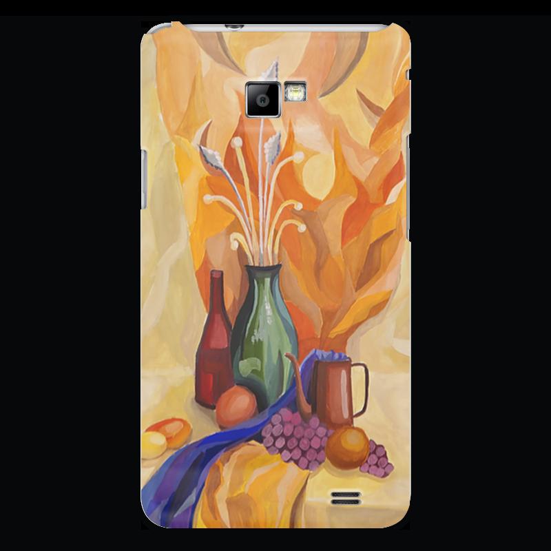Чехол для Samsung Galaxy S2 Printio живописный купить чехол для смартфона лджи 880
