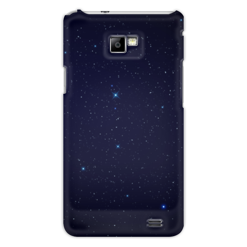 Чехол для Samsung Galaxy S2 Printio Звездная рапсодия чехол для samsung galaxy s2 printio череп художник