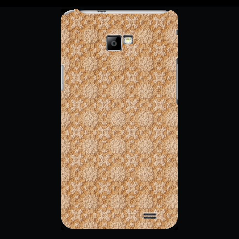 Чехол для Samsung Galaxy S2 Printio Dustcloud обложка для паспорта printio dustcloud
